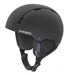Carrera Carrera ID Skihelm - black rubber