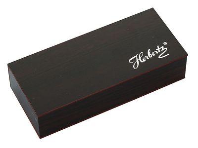 Herbertz Taschenmesser, AISI 420, Pakkaholz, Geschenkbox – Bild 2
