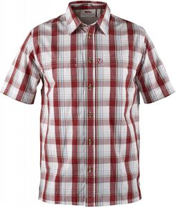 Fjällräven - Gunnar Shirt Men - Deep Red