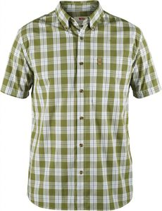 Fjällräven - Övik Button Down Shirt Men - Meadow Green – Bild 1