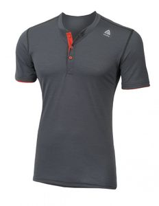 Aclima Lightwool Men's Henley Shirt – Bild 3