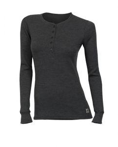 Aclima WarmWool Women's Granddad Shirt – Bild 2