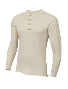 Aclima WarmWool Men's Granddad Shirt  – Bild 3