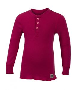 Aclima WarmWool Children's Granddad Shirt  – Bild 1