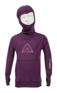 Aclima WarmWool Junior Hood Sweater – Bild 2