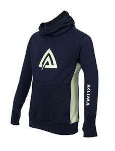Aclima WarmWool Junior Hood Sweater – Bild 3