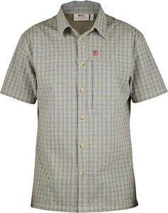 Fjällräven - Svante Seersucker Shortsleeve Shirt Men