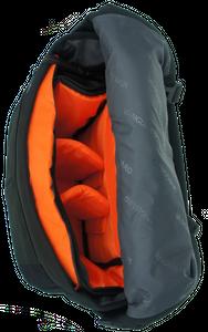 Fototasche und Laptoptasche - Vanguard Vojo 25BK schwarz – Bild 2