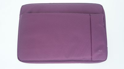 RIVACASE Notebook / Laptop Sleeve bis 13.3 Zoll - lila – Bild 2