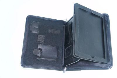Wedo 585911 Organizer Elegance Tagungsmappe schwarz, WED19106116 – Bild 1