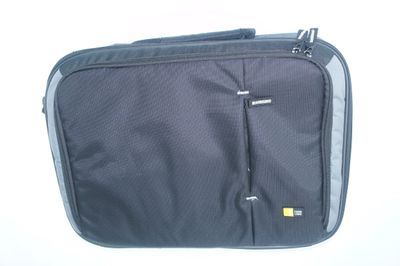 Case Logic Notebooktasche VNC216, Nylon, schwarz/grau