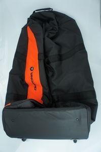Vanguard - Reisetasche mit Rollen XL - schwarz/orange - VGCB2W