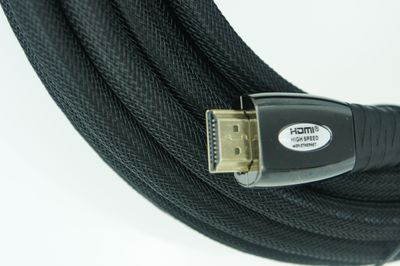 Eagle Cable HDMI Kabel DELUXE 7,50 m – Ethernet 7,50 m – HDMI Kabel - ECHDMI7 – Bild 2