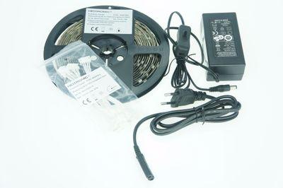 Heitronic LED Strip Set, 5 m, Schwarzlicht, 38318 – Bild 1