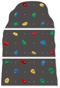 Kinder-Kletterwand Outdoor