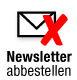 Newsletter abbestellen