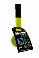 Absinth Die Grüne Witwe Laborkolben Flasche 0,2L Testurteil SEHR GUT(1,4) Maximal erlaubter Thujongehalt 35mg/L 55%Vol