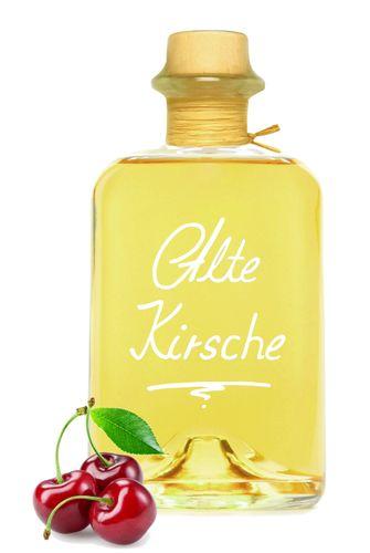 Alte Kirsche edler Klassiker mit wunderbarem Aroma sehr mild! 40% Vol. Schnaps Obstler Spirituose kein Brand