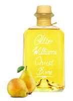 Alter Williams Christ Birne fruchtig u. sehr mild 40%Vol Schnaps Spirituose kein Birnenbrand