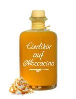 Eierlikör auf Moccacino - cremig & lecker mit Espresso & Nuss 20% Vol. Likör
