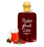Pistengaudi Jagatee Likör - einfach süffig - so schmeckt der Winter! 22% Vol.