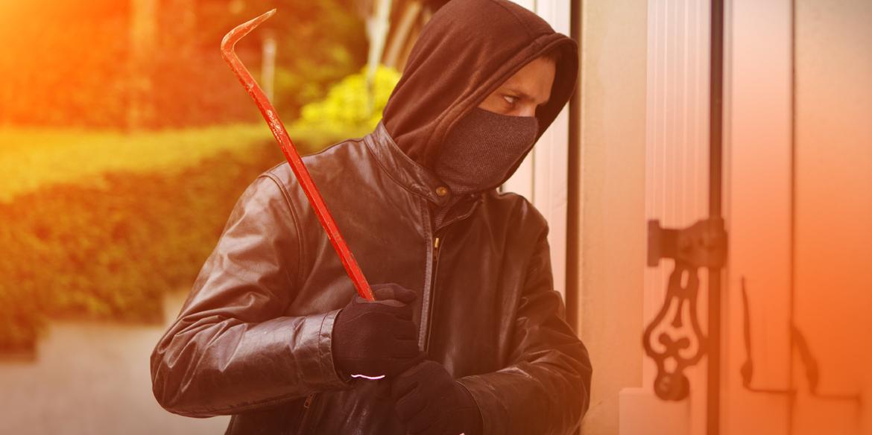 Effektive & günstige Sicherheitstechnik gegen Einbruch & Diebstahl !