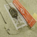 ARC FLAT Method Feeder Karpfen Komplett Montage Kit # CR3 Carp Rig