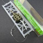 LEAD FEED Premium Carp Rig Komplettmontage # CR55 Karpfen Blei Futterkorb Montage