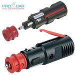 Sicherheits-Universalstecker 8 A 12-24V ProCar # 12307