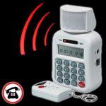 Pentatech MA80 Alarm- und Notfallwählgerät (v.2) # 33550 Alarmanlage Hausalarm
