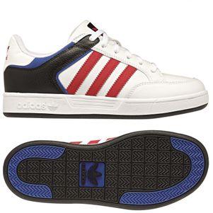 adidas ORIGINALS Varial Jugend Sneaker Sportschuhe weiß / blau / rot