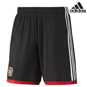 adidas Bayer 04 Leverkusen Home Shorts Youth 2013/2014 schwarz