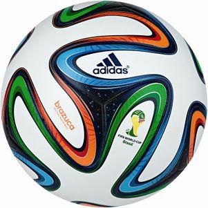 Brazuca Matchball Replica WM Brasilien 2014 NEU OVP Größe 5 Fußball