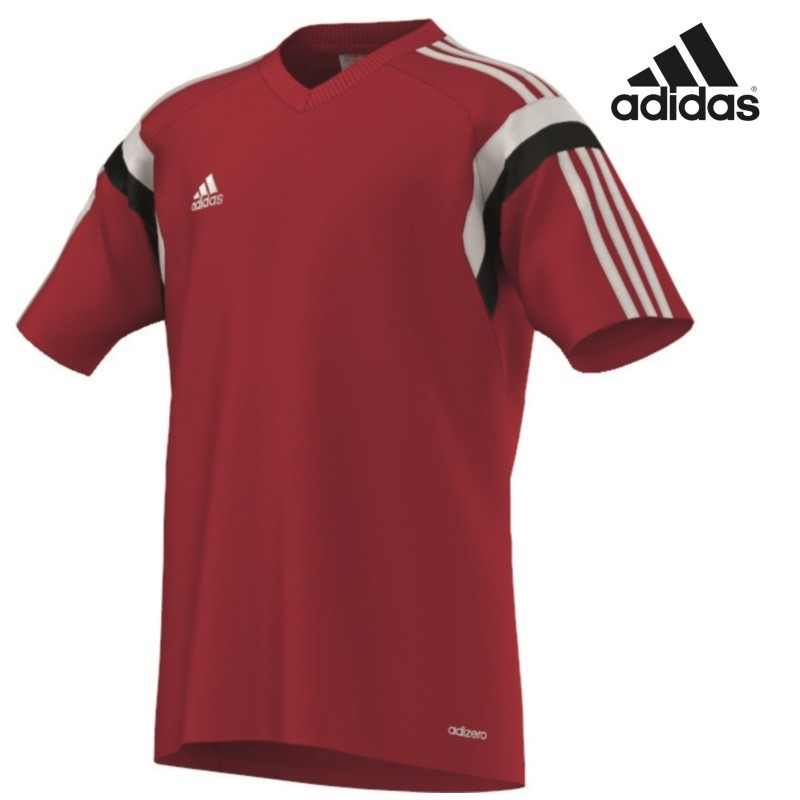 adidas condivo14 training kinder trikot schwarz wei rot teamwear trikots. Black Bedroom Furniture Sets. Home Design Ideas
