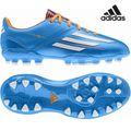adidas F10 TRX AG J  Kinder Kunstrasen blau/weiß Samba Edition