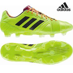 adidas Nitrocharge 1.0 TRX FG Fußballschuhe neongrün Samba Edition