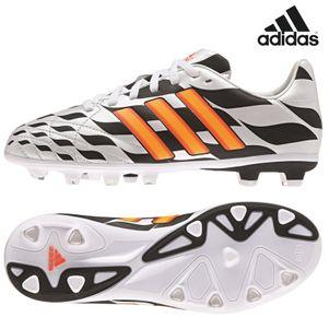 adidas 11 Nova FG J Youth WM 2014 Battle Pack schwarz/weiß – Bild 2
