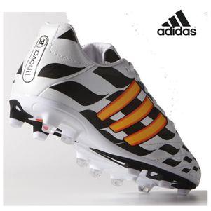 adidas 11 Nova FG J Youth WM 2014 Battle Pack schwarz/weiß – Bild 7