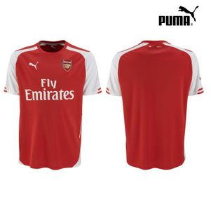 Puma FC Arsenal London Home Heimtrikot Junior 2014/2015 rot/weiß