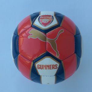 Puma FC Arsenal London Mini Fan-Ball 2014/2015 rot/weiß