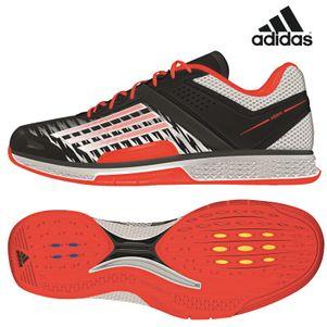 adidas adizero Counterblast 7 Handballschuhe Herren schwarz/rot/weiß