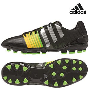 adidas Nitrocharge 2.0 AG Kunstrasen Champions League Edition schwarz