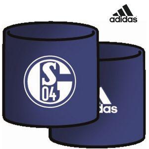 adidas FC Schalke 04 Schweißband 2014/2015