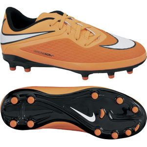 Nike Hypervenom Phelon FG Kinder signalrot/orange 2014