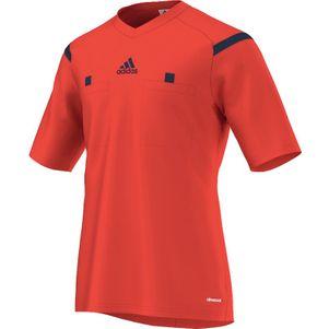 adidas Referee 14 Jersey Schiedsrichtertrikot rot / blau