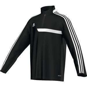 adidas Tiro 13 Training Top Oberteil Kinder schwarz/weiß