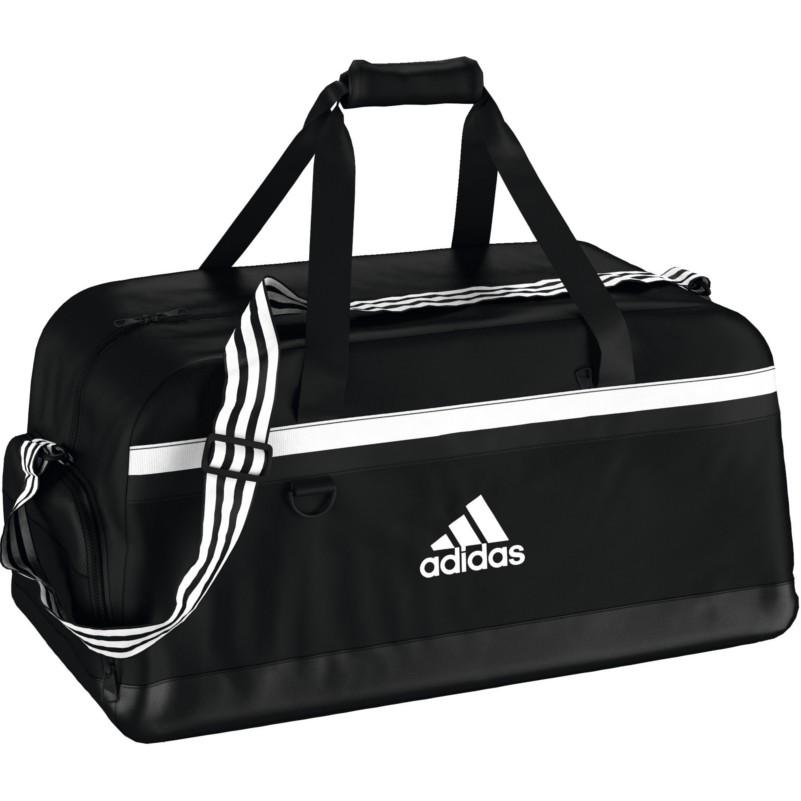 adidas TIRO Teambag Sporttasche Gr. L schwarz blau rot