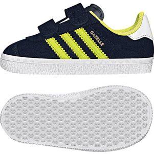 adidas Originals Gazelle 2 CF I Kinderschuh dunkelblau/gelb/weiß