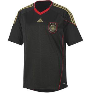 adidas DFB Trikot Away 2010 Kids schwarz