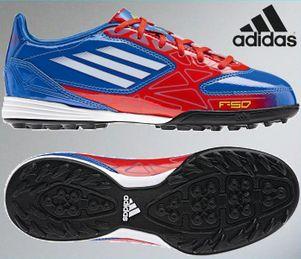 adidas F10 TRX TF Kids blau/rot
